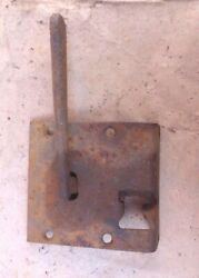 1915 1916 Model T Ford Right Front Door Latch Original Early
