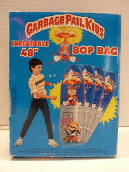 4 Different Garbage Pail Kids Inflatable 48 Bop Bag