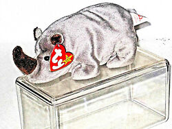 Ty Beanie Baby Spike P.e. Pellets Retired Tags 1996