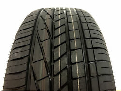 [1] Goodyear Excellence P255/45r20 255 45 20 New Tire Missing Sticker
