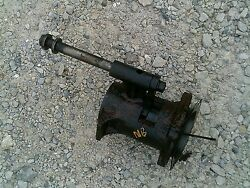 Ford 8n Tractor Transmission 3pt Hitch Rock Shaft Lift Piston Assembly