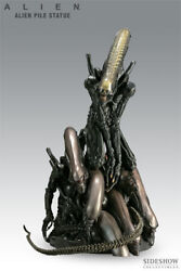 Sideshow H. R. Giger Alien Pile Statue Very Rare