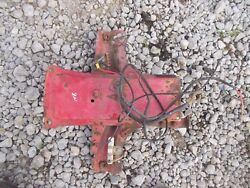 Ford 8n Tractor Dash Assembly Back Mount Key Switch And Wires