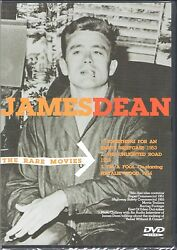 James Dean Rare Movies Dvd 03 Pepsi East Of Eden Out-takes Natalie Pal