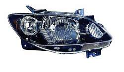 For 2004 2005 2006 Mazda Mpv Headlight Headlamp Driver Side Replacement