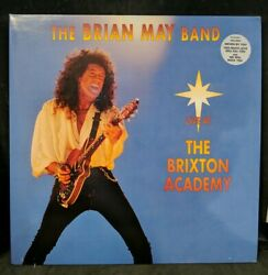 The Brian May Band Queen live At The Brixton Academy Uk Nm / Nm Rare