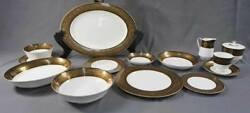 Mikasa Bone China Mount Holyoke Set Lot Excellent Condition Pickup Only