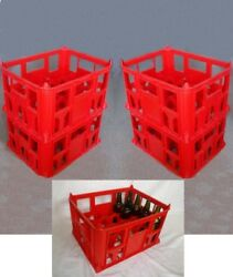 Plastic Beer Crate New Holds 20 X 500ml Bottles Ideal For Homebrew Storage