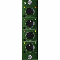 Burl B4 Microphone Preamp Daughter Card For B80 And B16 Mothership