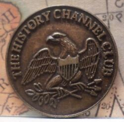 The History Channel Club Token T-105