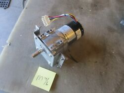Used Ice Auger Motor For Cornelius Soda Machine Ed175-bch Free Shipping