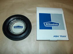 Vintage B. F. Goodrich Silvertown Tubeless Tire Ashtray Collectible Mint In Box