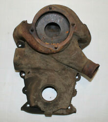 Amc 327 Front Timing Cover