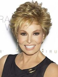 Center Stage Wig By Raquel Welch Any Color 100 Hand Knotted Lace Front Mono