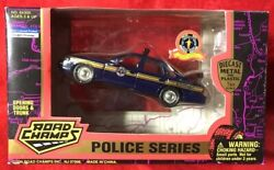 Rare Boxed 143 Road Champs Police Series Annapolis Maryland Capitol Police Car