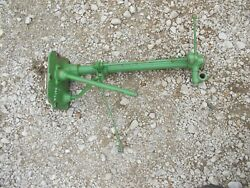 John Deere Unstyled B Jd Tractor Gear Shift Control Steering Support Tower B603r