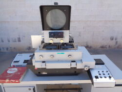 Leitz Microscope Optical Mask Comparator Inspection System 060606000