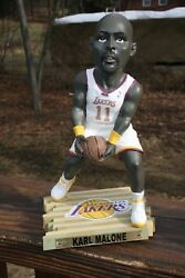 Los Angeles Lakers Karl Malone Upper Deck Ltd. Edition Statue 411 Of 3,000