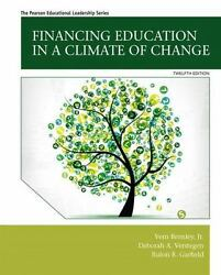 Financing Education in a Climate of Change (12th Edition) by Brimley Jr., Vern,
