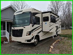 2018 Forest River FR3 32DS Class A Motorhome Triton Automatic Sleeps 8 3199 Mi
