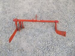 Allis Chalmers B Tractor Ac Rear Tool Bar Rock Shaft Implement Lift Assembly