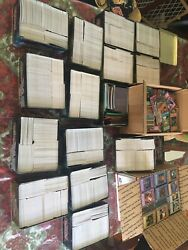 Entire Yugioh Collection - 50000+ Cards, Tins, Game Boards, Etc.