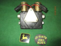 John Deere Aw27578 Tractor Loader Electro-hyd Proportional Valve