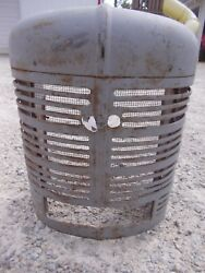 Farmall H Hv Tractor Excellent Factory Ih Ihc Front Nose Cone Grill W// Screen