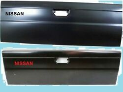 Tailgate With Logotype Fits Nissan D21 Pickup Ute King Cab 4wd 4x4 2x4 New
