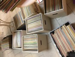 Walt Disney Disneyland Music Records Albums LOT 500 total Records Collection LP