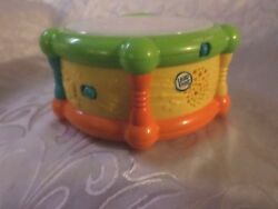 Learning Path Light Up Bilingual Educational Leap Frog Drum 8 Toy