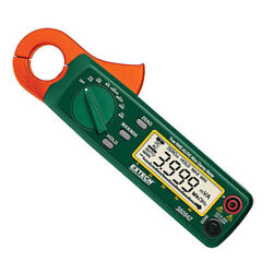 Extech 380942 True-rms Ac/dc Clamp Meter And Mini Dmm 400v 30a