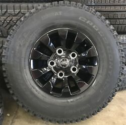 New Genuine Land Rover Defender Sawtooth Alloy Wheels And Continental Tyres X4