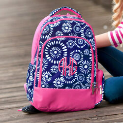 Personalized Backpack Personalized Book Bag Laptop Bag Girls Book Bag $41.95