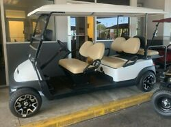 2019 CLUB CAR GOLF CART 6 passenger Stretch Precedent HIGH SPEED