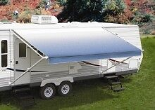Carefree Of Colorado Fiesta Rv Awning 19and039 New