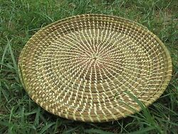 Sweetgrass Traditional Fanner