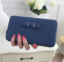 ladies' designer clutch wallet small purse cardholder phone holder small bag