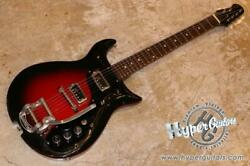 Gretsch CORVETTE #6135 '67 1967 Electric Guitar With Soft shell case F/S JP
