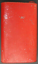 Antique Carigas Emergency Gas Can - Aetna Sales Co. 3-3-1925 Baltimore Maryland