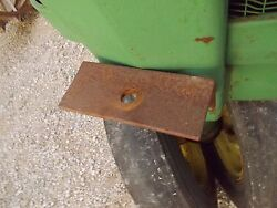 John Deere A Jd Tractor Front Hitch Plate Ready To Use
