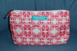 Clinique Designer Cosmetic Bag by Satchel amp; Sage For Clinique NEW UNUSED $5.25