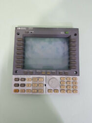 Front Panel And Keyboard For Hp 70004a Optical Spectrum Analyzer