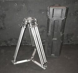Ronford Heavy Duty Standard Tripod With Spreader And Shipping Tube 2