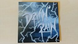 Drivin Rain - S/t 2004 Wasp Awesome Indie Metal - Listen