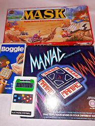 Vintage 80s Lot Pop Culture Clippings Time Capsule Toys Music Junk Drawer