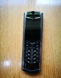 Vertu Signature S Design - Clous De Paris (Unlocked) Cellular Phone