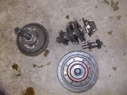 International 504 D Utility Tractor Ihc Matched Set Transmission Gears And Pinion