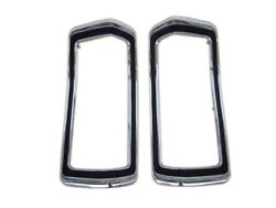 Pg Classic 309-72tb Mopar 1972-74 Plymouth Duster Taillight Bezels