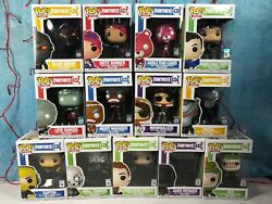 Funko Pop Fortnite Collection Wave Lot Of 13 Brand New In Boxes